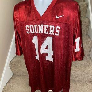 Nike *Oklahoma Sooners* men's football jersey - XL